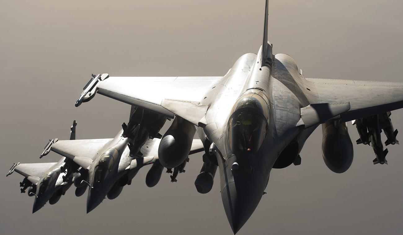 Stratégie de contenus Dassault Aviation par tequilarapido