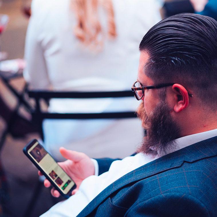 Plateforme interne data listening pour Business France par tequilarapido